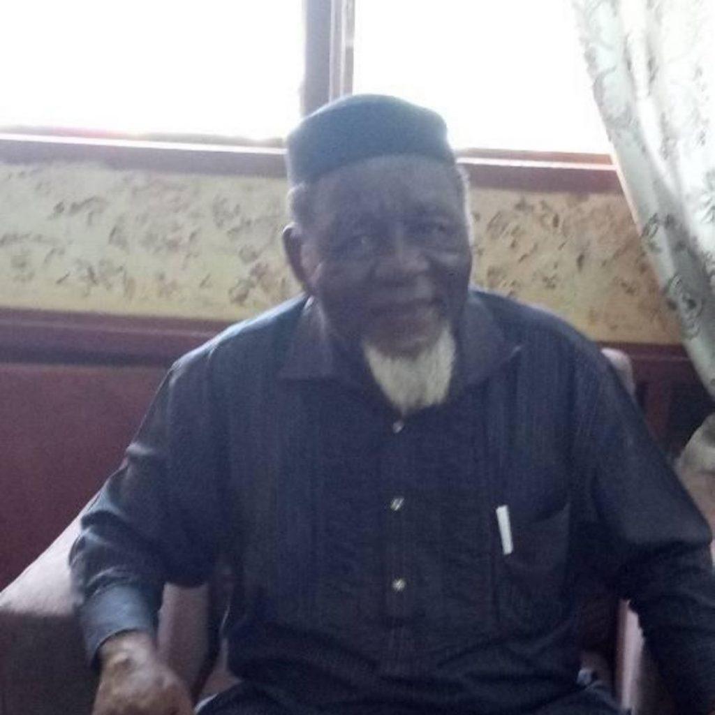 Professor Nnadozie Inyama